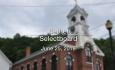 Bethel Selectboard - June 25, 2018