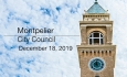 Montpelier City Council - December 18, 2019