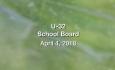 U-32 School Board - April 4, 2018
