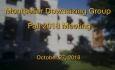 Montpelier Downsizing Group - Fall 2018 Meeting