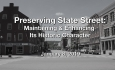 Preserving State Street: Maintaining & Enhancing Its Historic Character